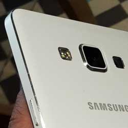 فيديو وصور مسربة للجهازين Galaxy A3 و Galaxy A5