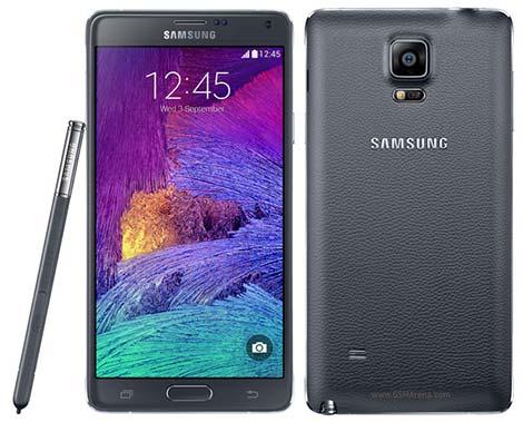 إطلاق نسخة ثنائية الشريحة من هاتف Galaxy Note 4 !