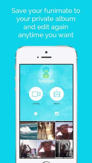 تطبيق Funimate