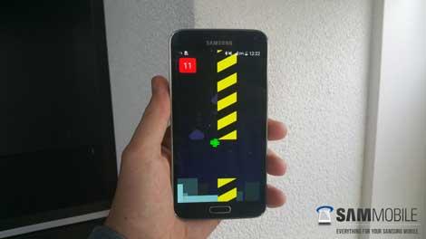 فيديو: جهاز جالاكسي S5 مرة أخرى بالأندرويد 5.0