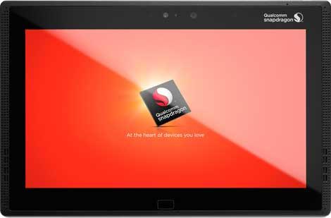 لوحي جديد من كوالكم بشاشة 4K عالية الدقة