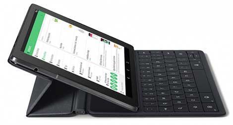 الجهاز اللوحي Nexus 9