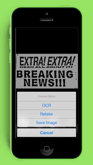 تطبيق Swift OCR لتحويل الصور إلى نصوص وترجمتها