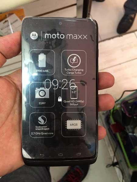 جهاز موتو ماكس من موتورولا