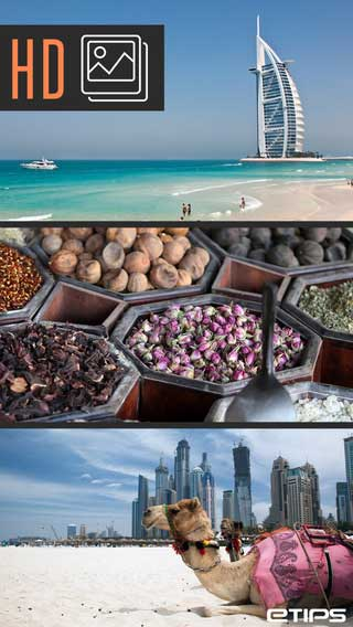 تطبيق Dubai Travel Guide دليل السياحة في دبي