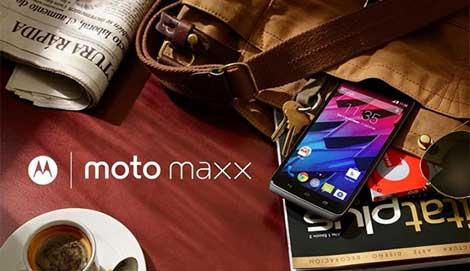 جهاز Moto Maxx رسميا، وسيصل للبرازيل والمكسيك أولا