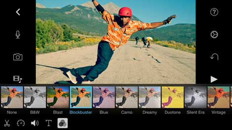 تطبيق iMovie من آبل لتحرير ومونتاج الفيديو للأيفون والآيباد