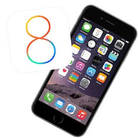 شرح القيام بريستور نظيف للأيفون والآيباد للإصدار 8.1