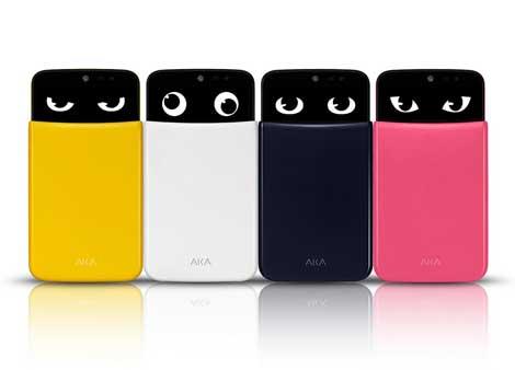 شركة LG تعلن جهاز AKA الغريب للأطفال الصغار
