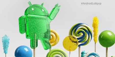 جوجل تطلق تحديث الأندرويد 5.0 لأجهزة نيكسس !