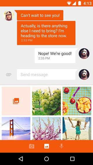 تطبيق Messenger لإدارة رسائل SMS وMMS بطريقة رائعة