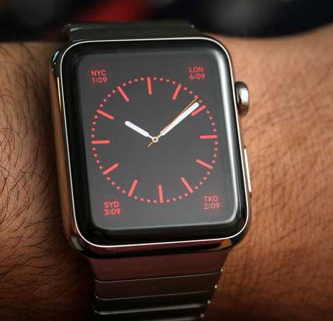 كم سعر ساعة آبل ومتى ستكون متوفرة في الأسواق؟