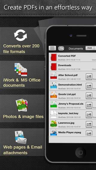 تطبيق PDF Smart Convert لإدارة وتحويل ملفات PDF