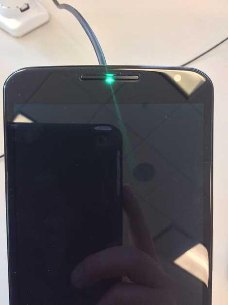 ضوء LED مخفي في نيكسس 6