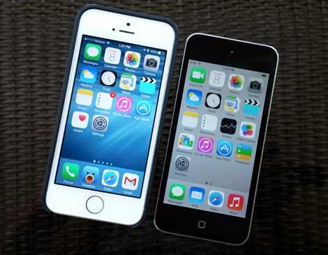 ما هو إصدار جهازك iOS 7 أو iOS 8 ؟ أيهما أفضل؟