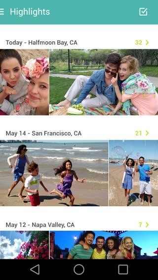 تحديث تطبيق Motorola Gallery