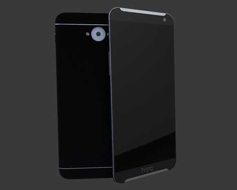 صورة تخيلية لجهاز HTC ONE M9