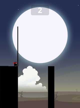 لعبة Stick Hero النينجا الصغير للأندرويد
