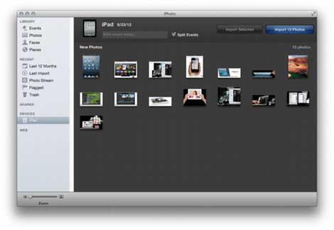 حذف الصور والفيديو الزائدة في جهازك