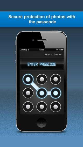 تطبيق Photo Guard لحفظ الصور في مكان آمن