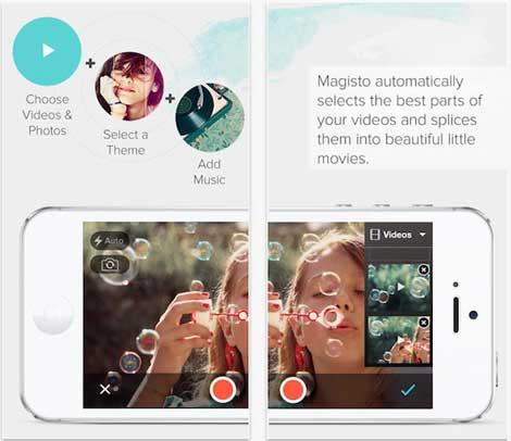 تطبيق Magisto البساطة في تحرير الفيديو للأيفون والآيباد