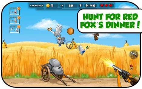 لعبة Duck Destroyer صيد البط للأندرويد