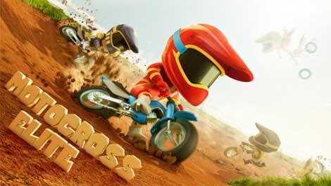 لعبة Motocross Elite لمحبي سباق الدراجات