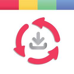تطبيق انستا تحميل الرائع لتحميل و اعادة نشر صورة بالانستاجرام مع اسم المصور