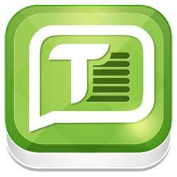 صورة تطبيق TeleTXT TV Messenger للتواصل مع القنوات الفضائية