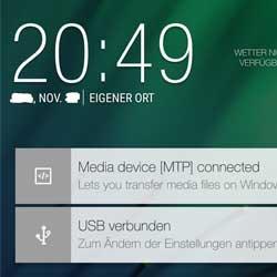 صور مسربة لتحديث الأندرويد 5.0 لجهاز HTC ONE M8