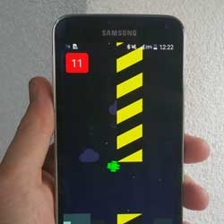 صورة فيديو: جهاز جالاكسي S5 مرة أخرى بالأندرويد 5.0
