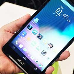 آيسر تعلن عن Acer Iconia Talk S لوحي يدعم المكالمات