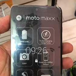 صور جهاز Moto Maxx النسخة العالمية من جهاز Droid Turbo