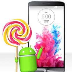 Photo of جهاز LG G3 سيحصل على تحديث الأندرويد 5.0 هذا الأسبوع
