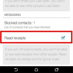 تحديث واتس آب: خاصية إيقاف قراءة الرسائل رسميا
