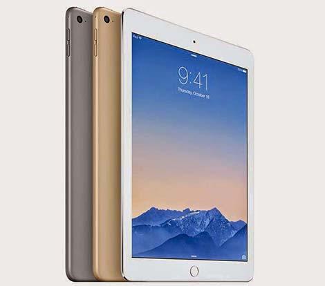 تعرف على السعر الحقيقي لجهاز iPad Air 2 !