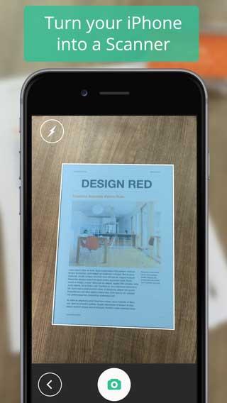 تطبيق Document Scanner Pro لتحويل الصور إلى PDF