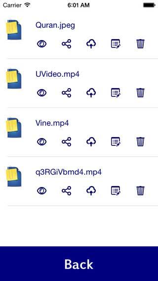 تطبيق YFDownloader لتحميل الفيديو من عدة مواقع