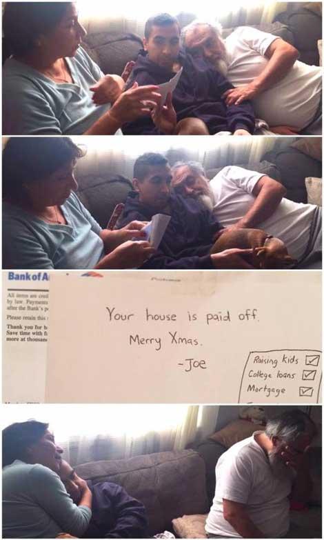 قصة: شاب يقوم بتسديد قيمة رهن منزل والديه - بواسطة التطبيقات