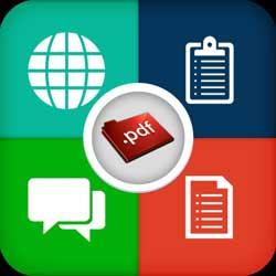 Photo of تحديث تطبيق PDF Converter الرائع لتحويل الصور والرسائل وغيرها الى PDF ، مميز ومفيد