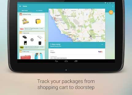 تطبيق Slice للتسوق الالكتروني وتتبع السلع