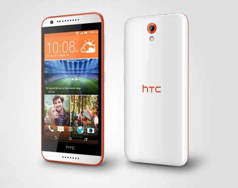 HTC تعلن رسميا عن جهاز Desire 620
