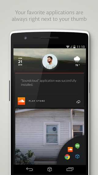 تطبيق Flow Home