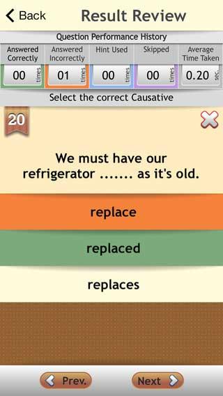 تطبيق Grammar Expert لتعليم قواعد الانجليزية