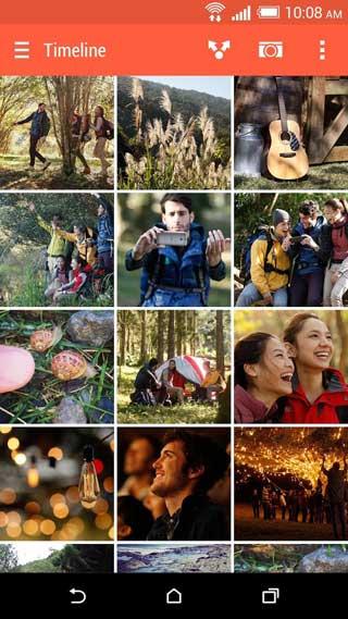 تحديث جديد لتطبيق HTC Gallery وميزات رائعة