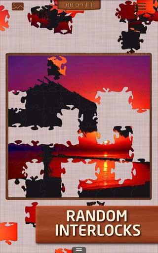 لعبة Real Jigsaw Puzzles Free التركيبية
