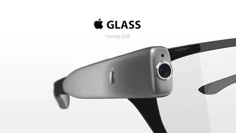 نظارة آبل الذكية