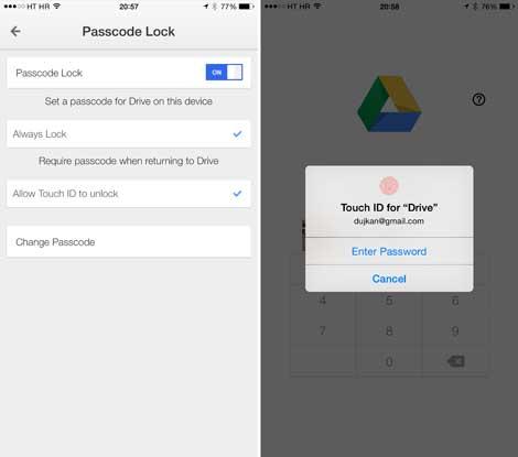 تطبيق Google Drive لمزامنة ملفاتك وخدمة سحابية