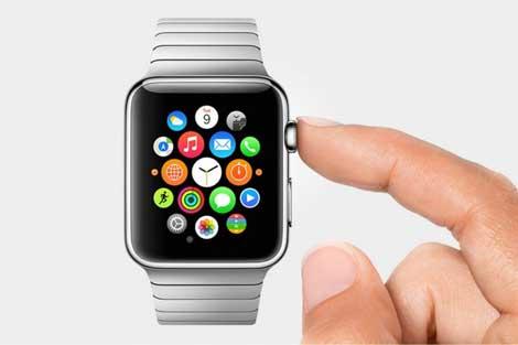 ساعة آبل الذكية أو Apple Watch