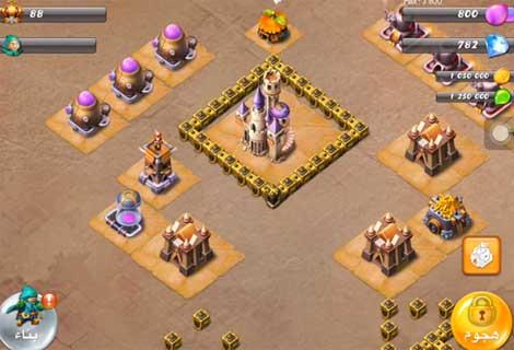 لعبة غزوات القبائل